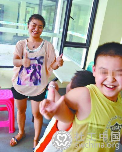 """走出自闭,照亮""""星星的孩子"""" - 中国社工时报 - 中国社会工作人才服务平台"""