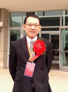 英皇集团主席杨受成博士五获「中华慈善奖」