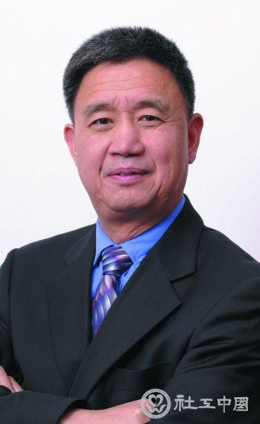 北京师范大学中国公益研究院院长 王振耀