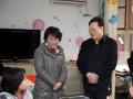 """团中央志工部、民政部民间局新春""""送温暖"""""""
