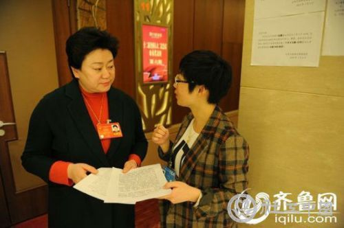 山东大学生社工来信引关注 代表委员两会求解 - 中国社工时报 - 中国社会工作人才服务平台