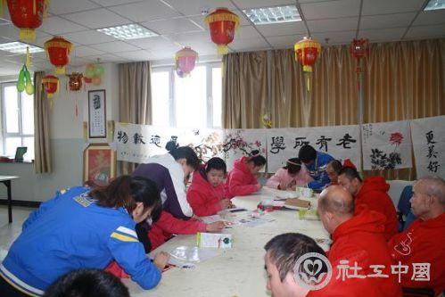 """新疆自治区民政厅组织开展""""国际社工日""""主题宣传活动"""