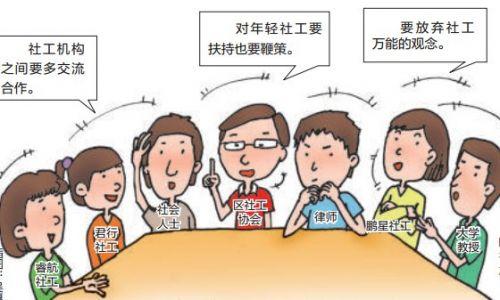 """有时""""好心办坏事"""" - 中国社工时报 - 中国社会工作人才服务平台"""