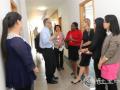 美國北卡大學社工系教授參訪吳涇鎮社會組織