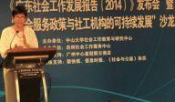 广东首本社会工作蓝皮书发布 专家共论持续发展