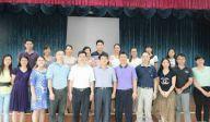 广东江门社协换届选举产生新一届领导架构