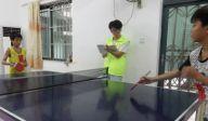 北斗星第二届青少年乒乓球比赛顺利开展