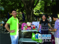 深圳云南两地社工联动 为儿童福利院募捐