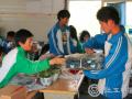 北京社工服务队:心书包项目带来首都一片爱心