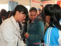 北京服务队:跟队社工迅速融入营造互帮互学氛围