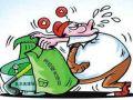 官员套取补贴奇葩手段多:厕所套现 死猪生钱