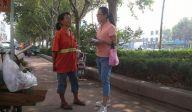 潍坊:高校实习生参与大爱之行项目实施工作