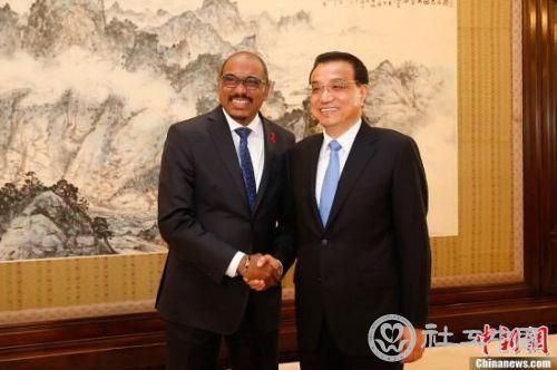 李克强:中国决定建立社会组织参与艾滋病防治基金