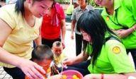 潍坊市首个街道购买专业社工服务项目签约
