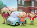 《儿童安全警示教育》手绘漫画册 张张能救命