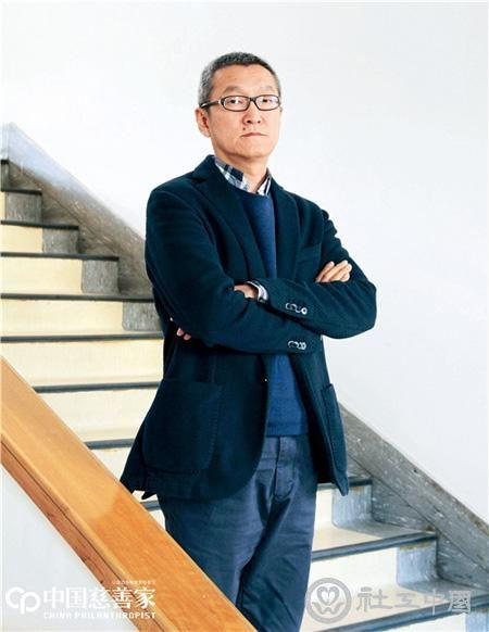 """新儒家康晓光:公益行业里的""""反对者"""""""
