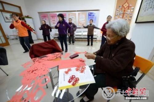 到2020年北京约96%老年人可在家门口养老