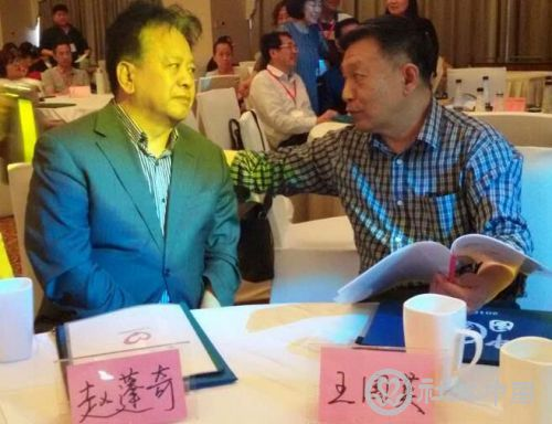 王国英副会长出席首届中国家和年活动
