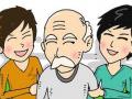 健康课堂进社区 关爱退休职工企航社工在行动