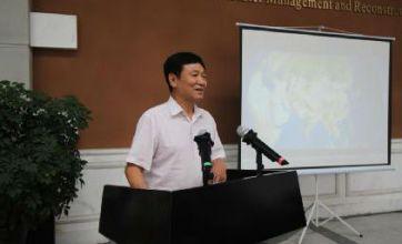 中社联灾害社工支援队成都培训基地揭牌成立