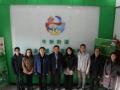 中社联秘书长刘京参观牛友联盟社区青年汇