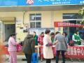 安徽灵璧县社工周宣传活动:社工在你身边