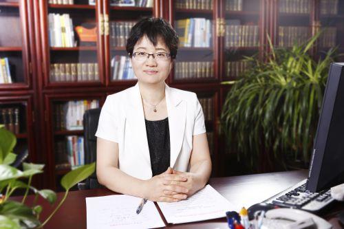 刘梦办公室照片