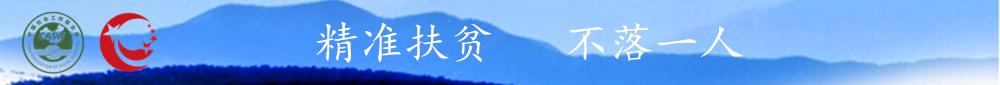 精准扶贫banner