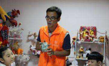 社工分享|张连伟:社工,你好!