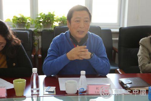 中国社会工作联合会副会长兼秘书长刘京