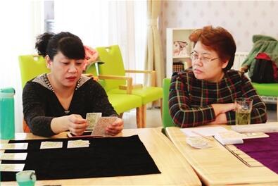 天津:关注青年社工成长 帮助释放心理压力