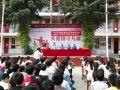 南阳益博社工举行防溺水应急安全进校园活动