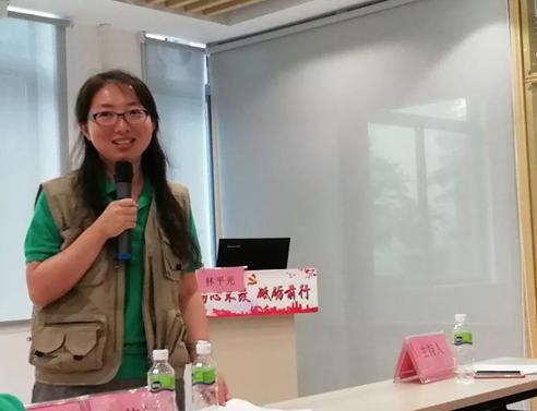 四级联动 共聚蓬江:广东公共危机社工服务队