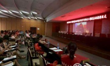 江西省新余市加強社會工作陣地建設