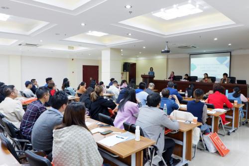 四川:社会工作人才队伍建设省级补助项目启动