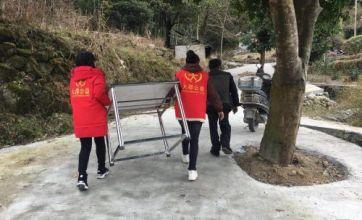 湖南城步社工杨小娟:扶贫路?#20064;?#32676;众装在心中