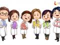 上海市儿童医院推出卡通社工 拉近与患儿距离
