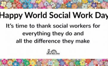 六个理由WHY我们要庆祝世界社工日