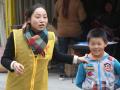 """""""牵手计划""""让北川贫困村的孩子梦想成真"""