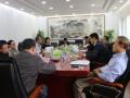 中社联党委召开2018年度民主生活会