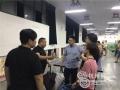 """""""利奇马""""强势登陆 杭州西湖区的这些社工通宵抗台防汛!"""