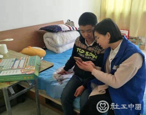 鄂州市民政局購買專業社工服務助福困境兒童和留守兒童