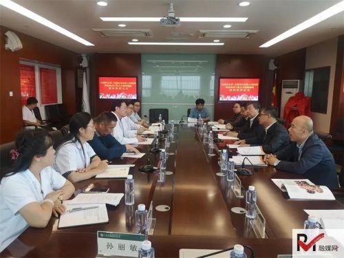 内蒙古医院与内蒙古大学创新合作新模式来啦!