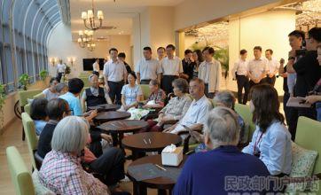 黄树贤:坚持创新发展 破解养老难题 努力提升大城市养老服务水平