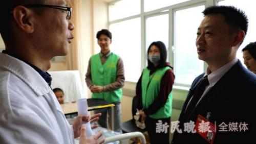 上海:加强医学人文教育 建立完善医疗社工体系