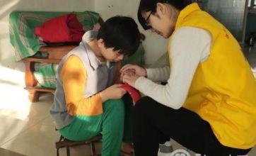 濱州民政故事丨只有一個學生的課堂