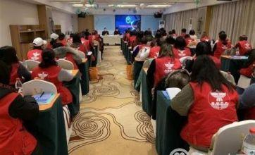 武汉市江汉区新招录120名禁毒社工,队伍中首次有了硕士研究生的身影