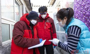 黑龙江省民政厅向社会工作者和志愿者发出倡议:依法参与疫情防控 传递防疫正能量