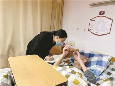 """守护人生最后的温暖和尊严——杭州试水""""专业社工""""介入社区养老"""