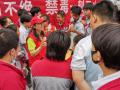 """河南郑州:欢庆""""六一"""",争当禁毒小卫士"""